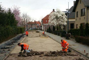 Schakel Van Bronckhorstbestratingen in voor wegenbouw